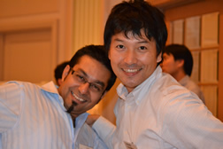 Alumni from India and Japan