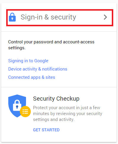 Setting before you set up gmail on a mailer software