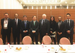 Kottler-with-Nestle-and-IUJ-team-Tokyo-Oct-14-2015