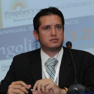 Oscar Mendoza (Mexico)